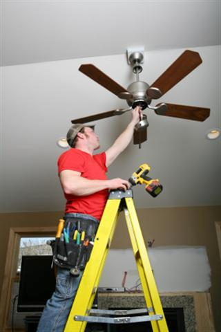 How to fix ceiling fan that dont spin repairing guide ceiling fan repair aloadofball Images