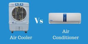 difference between air cooler and ac